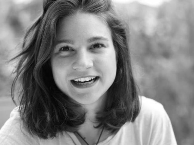 Justine Petitjean comédienne par Elisa Grangon