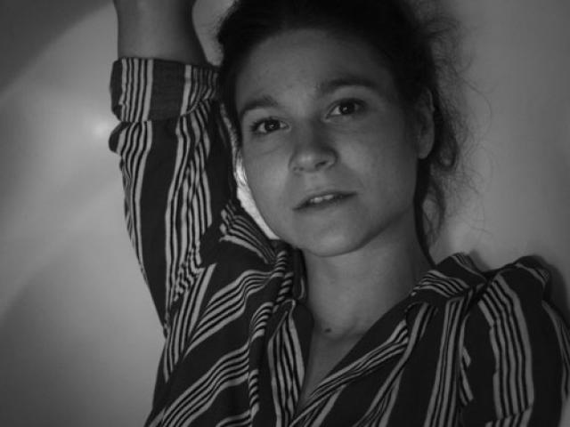 Justine Petitjean Comédienne Paul Arnould