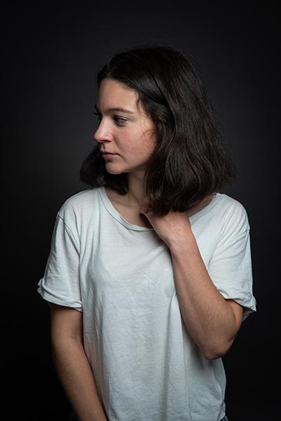 Justine Petitjean Comédienne Lyon profil