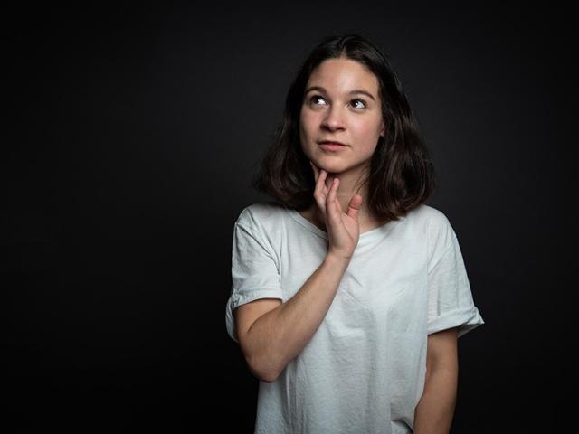 Justine Petitjean Comédienne Lyon